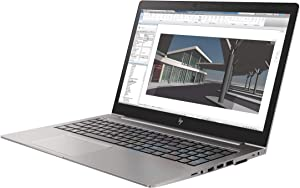HP 3YV94UT#ABA Zbook 15u G5 Workstation 15.6