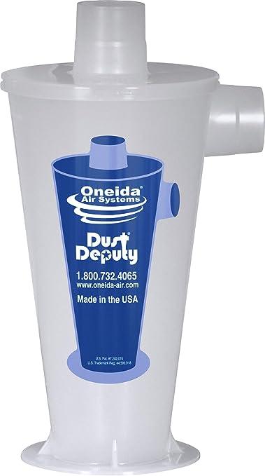 Oneida The Dust Deputy Diy
