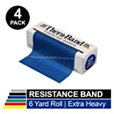 TheraBand Resistance Bands, 6 Yard Roll