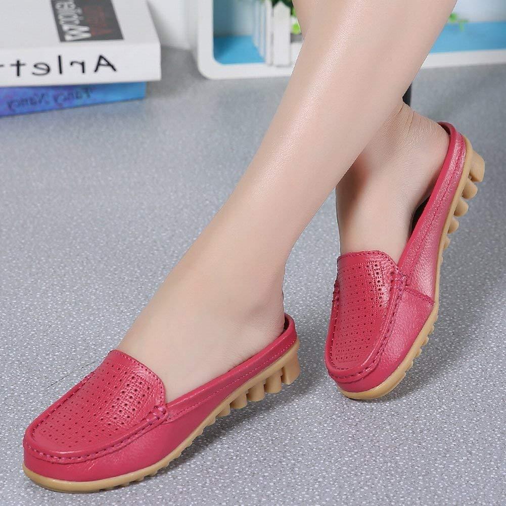 Fuxitoggo Fashion Peas Schuhe Comfort Lederschuhe Tragen  Sie Alle Spiel Schuhe (Farbe  Tragen  Schwarz Größe   36) 12508f