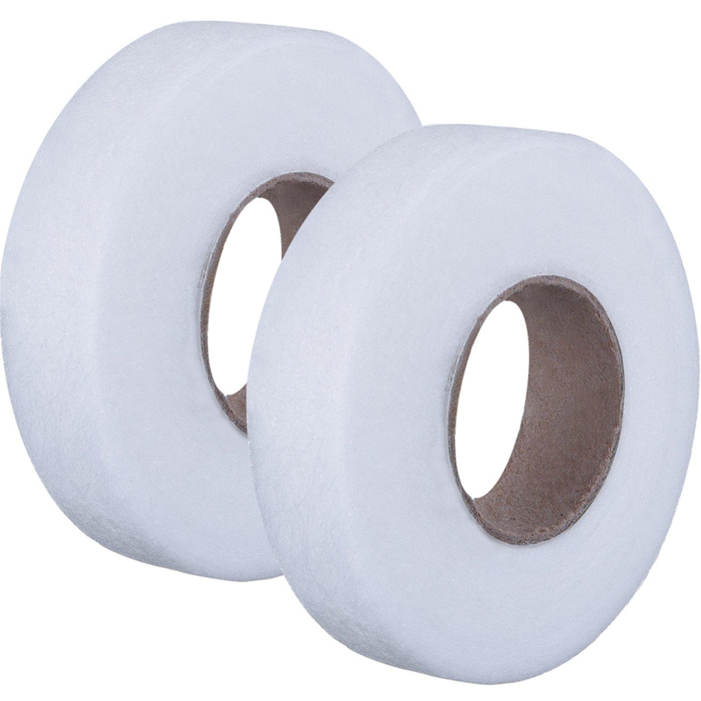 amazon com outus fabric fusing tape adhesive hem tape iron on tape