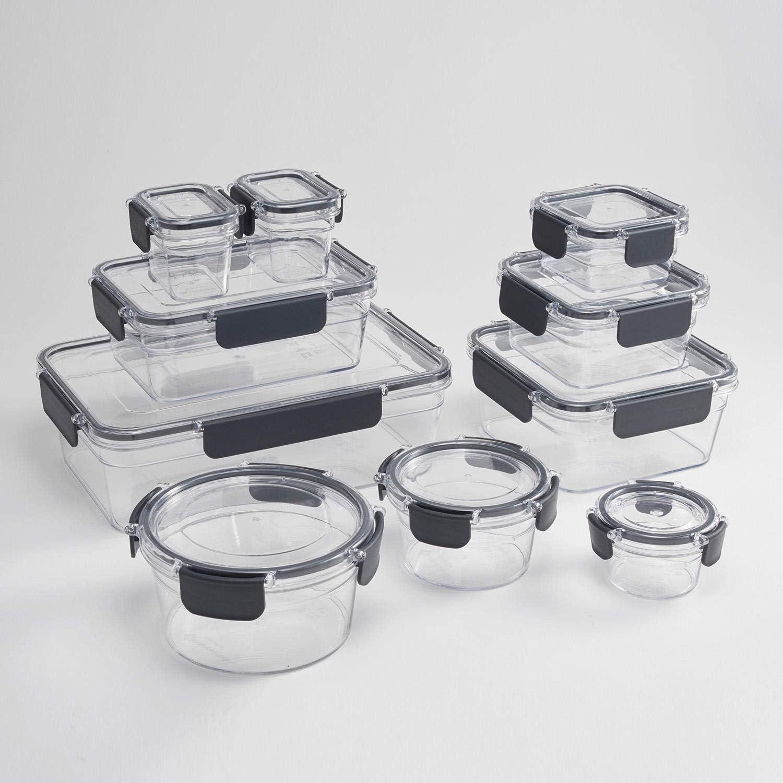 20-Piece Tritan Food Storage Set