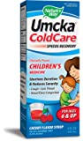 Nature's Way Umcka Coldcare Children's Cherry Syrup, 4-ounce