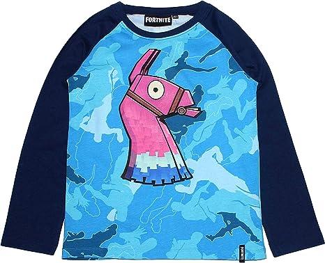 Fortnite T-Shirts /à Manches Longues