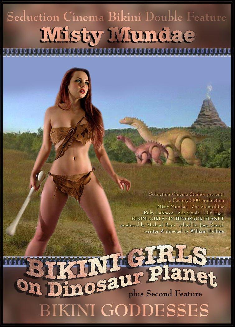 Girls verlorene Bikini Planet Der Lost Planet