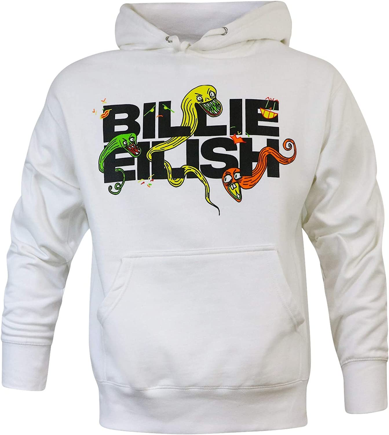 Bravado Billie Eilish UO Exclusive Logo Hoodie White