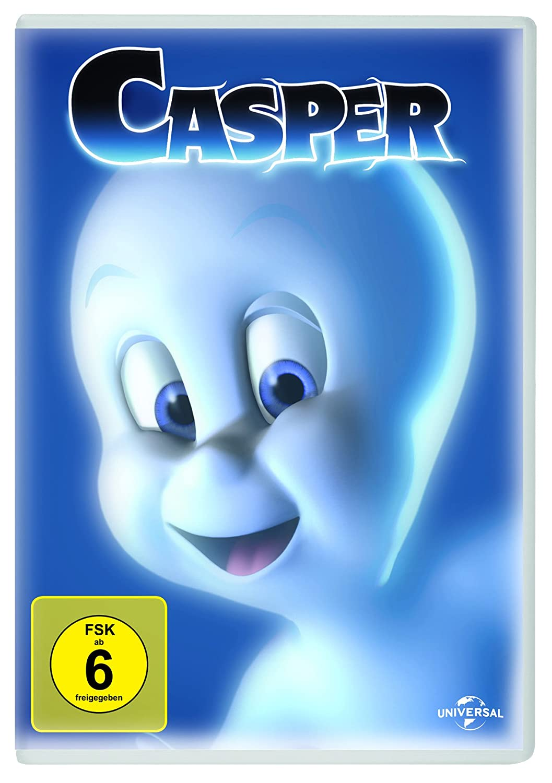 Casper (DTS) [Special Edition]: Amazon.de: Christina Ricci, Bill ...