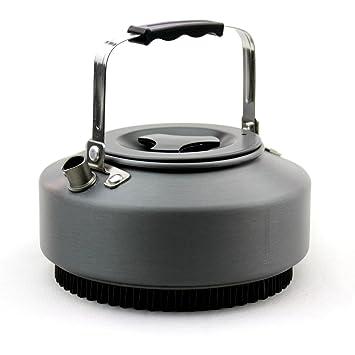 Unbekannt Pinguin Camping-Wasserkocher Kettle X mit Wärmetauscher 0 ...