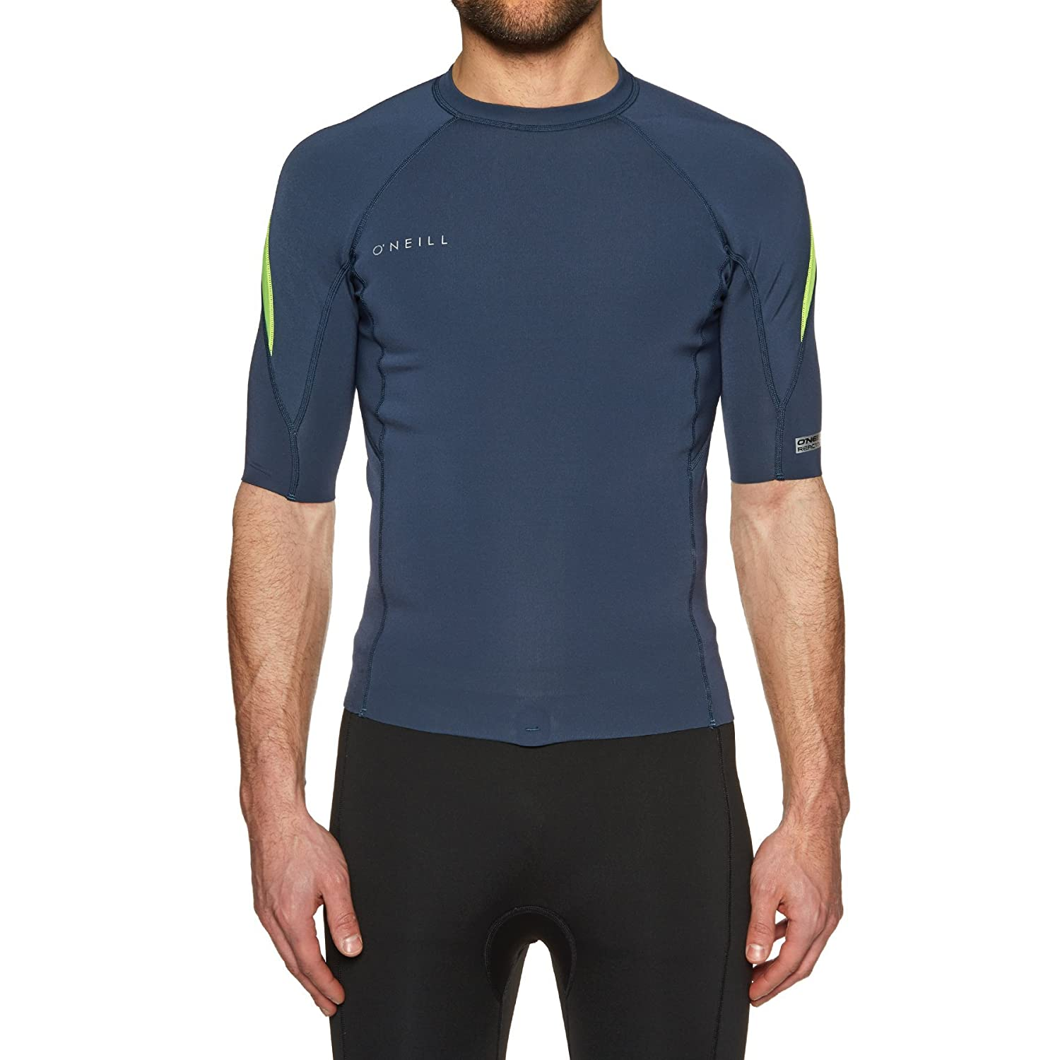 O'Neill 2018 Reactor II 1mm 1mm 1mm Neoprene Short Sleeve Top SLATE 5081 Dimensiones- - Medium L B07B8BNKG2 | prendere in considerazione