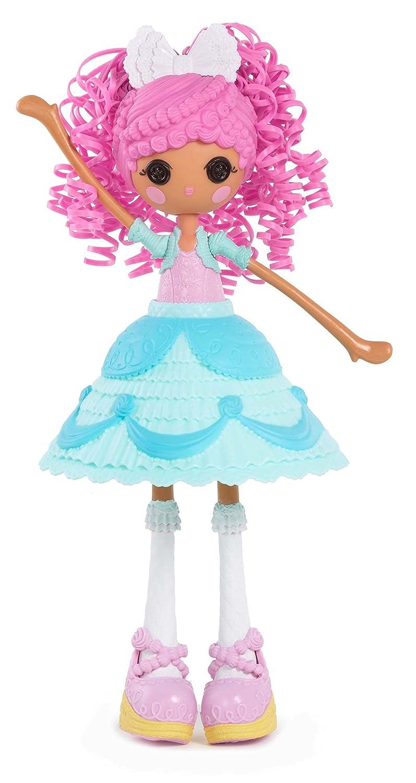Amazon.com: Lalaloopsy Girls Cake Fashion Doll- Fancy Frost \'N ...