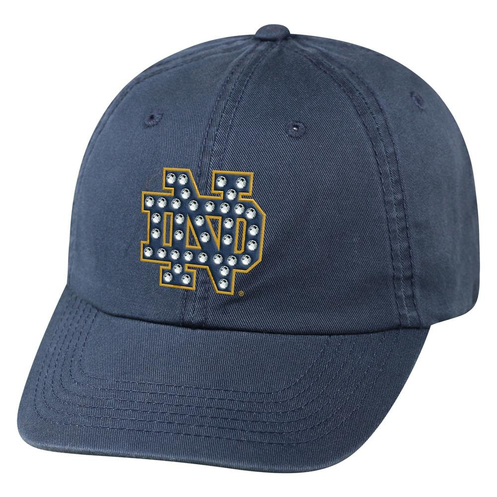 0ebd5580701 Amazon.com  Women s Notre Dame Fighting Irish Radiant Adjustable Hat  Sports    Outdoors