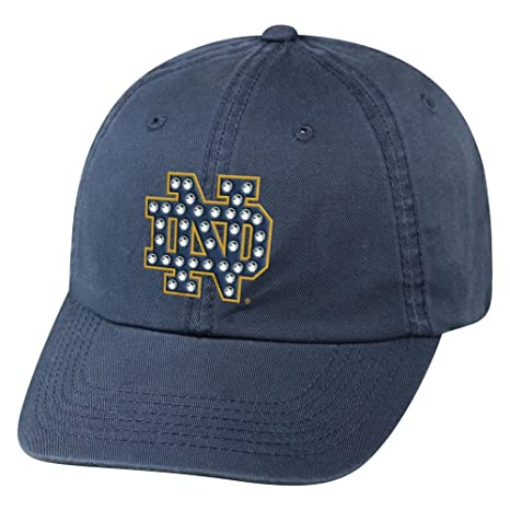 7a19ef43c0d Image Unavailable. Image not available for. Color  Women s Notre Dame  Fighting Irish Radiant Adjustable Hat
