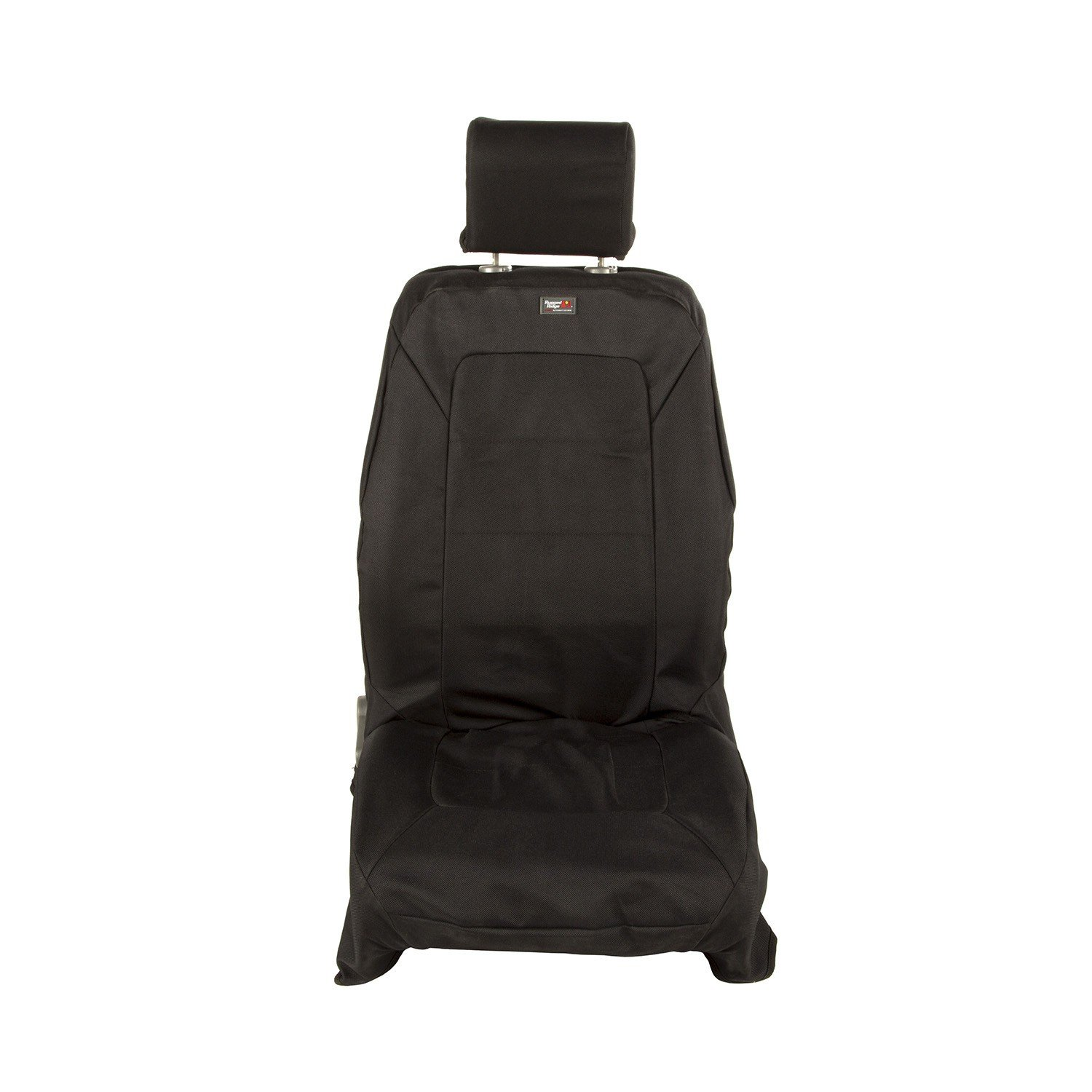 Rugged Ridge 13216.04 Seat Cover Elite Ballistic Heated s,Front; 11-18 JK
