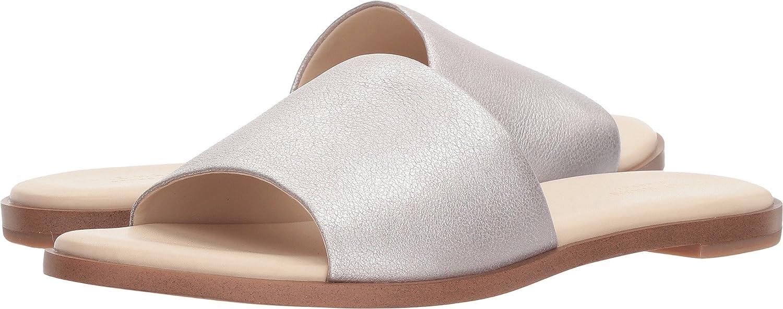 Cole Haan Women's Anica Slide Sandal B07B5DQNRC 8 B(M) US|Rose Gold