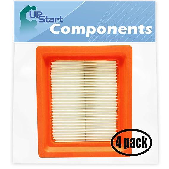 Amazon.com : 4-Pack Replacement Kohler XT675-2034 Toro Air Filter - Compatible Kohler 1408315-S Filter : Garden & Outdoor