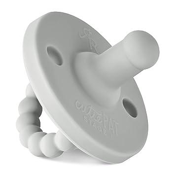 Amazon.com: Patpate - Chupete y juguete todo en uno. Anillo ...