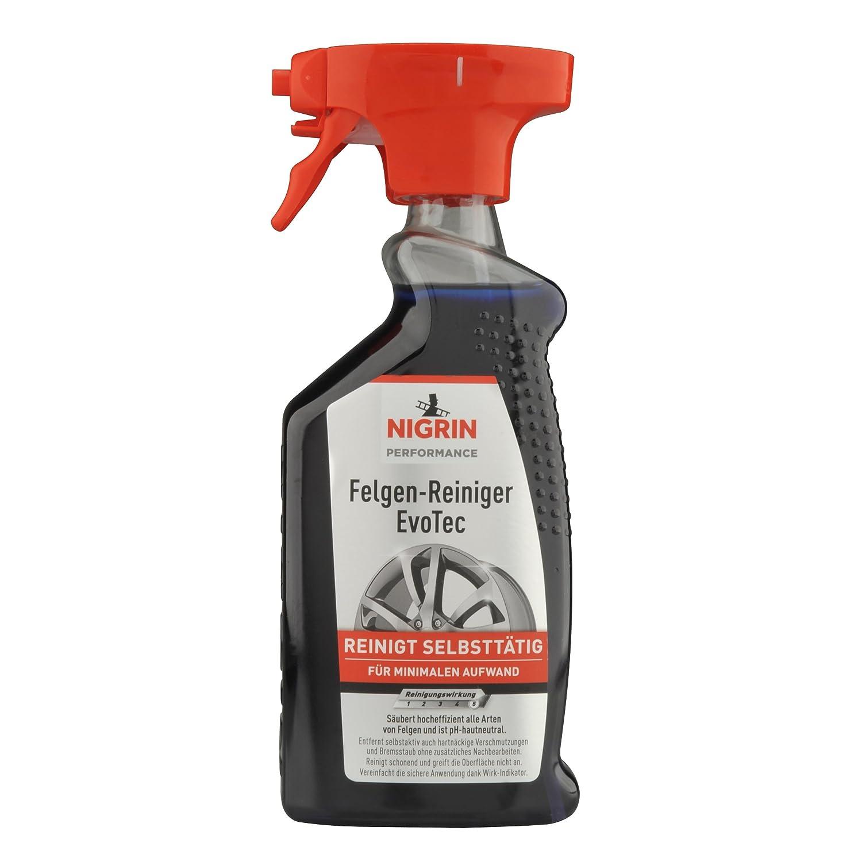 Nigrin 72976 EvoTec Felgenreiniger, 0.5 Liters
