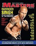 MASTERS Magazine - Harinder Singh: Celebrating Bruce Lee's 80th Birthday