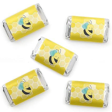 Amazon.com: Pegatinas de abeja de miel – Mini pegatinas para ...