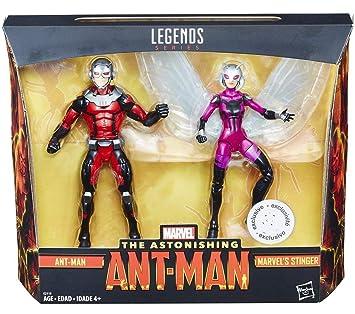 Marvel Legends Ant Man And Stinger 6 Inch Action Figures 2 Pack