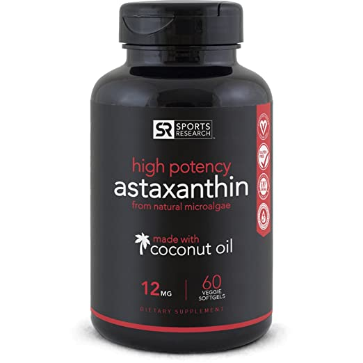 Astaxanthin Powerful Antioxidant Naturally Supporting Joint