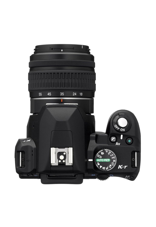 Camera Pentax K-r 12.4mp Dslr Camera amazon com pentax k r 12 4 mp digital slr camera with 3 0 inch lcd and 18 55mm f3 5 6 lens black photo