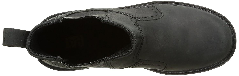Caterpillar Schwarz Thornberry Herren Chelsea Boots Schwarz Caterpillar (Black) dfa549