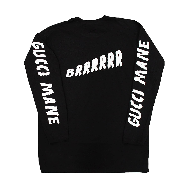 43e6bd576577 Amazon.com: Gucci Mane Long Sleeve T-Shirt: Clothing