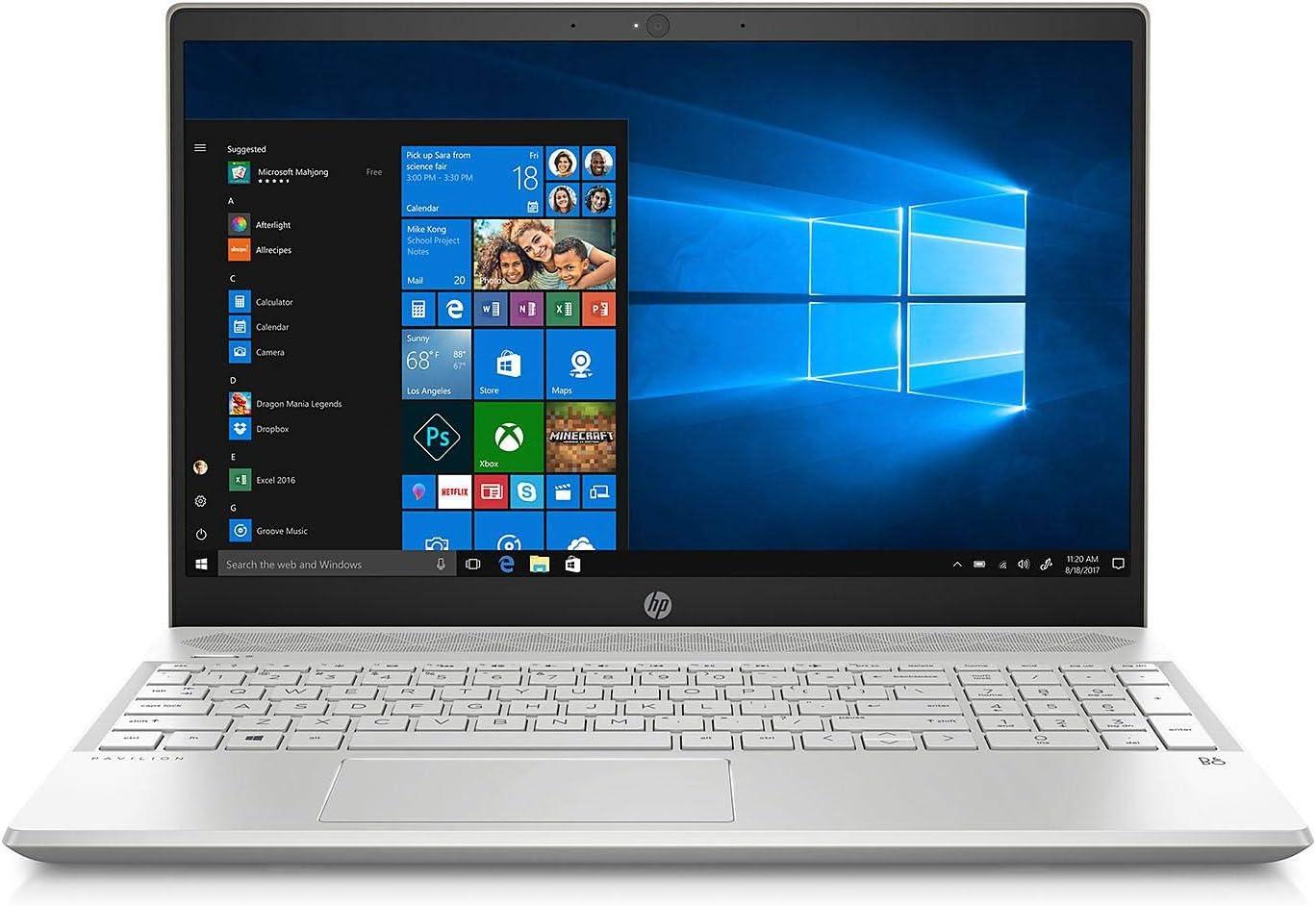 "HP Smart Buy EliteBook 840 G5 4QK82UT Laptop (Windows 10 Pro, Intel i5-8250U, 14"" LCD Screen, Storage: 128 GB, RAM: 8 GB) Black/Grey"