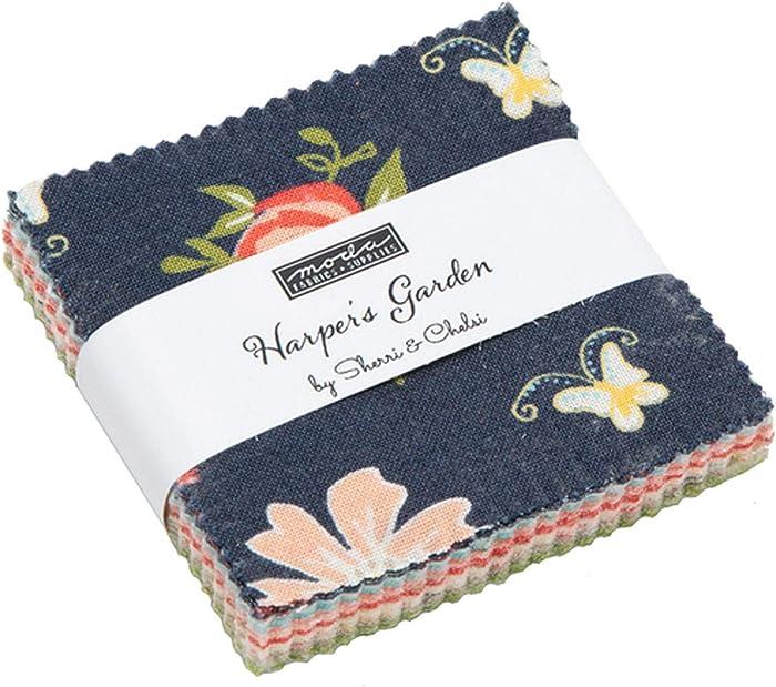 The Best Moda Fabrics Lolipop Garden