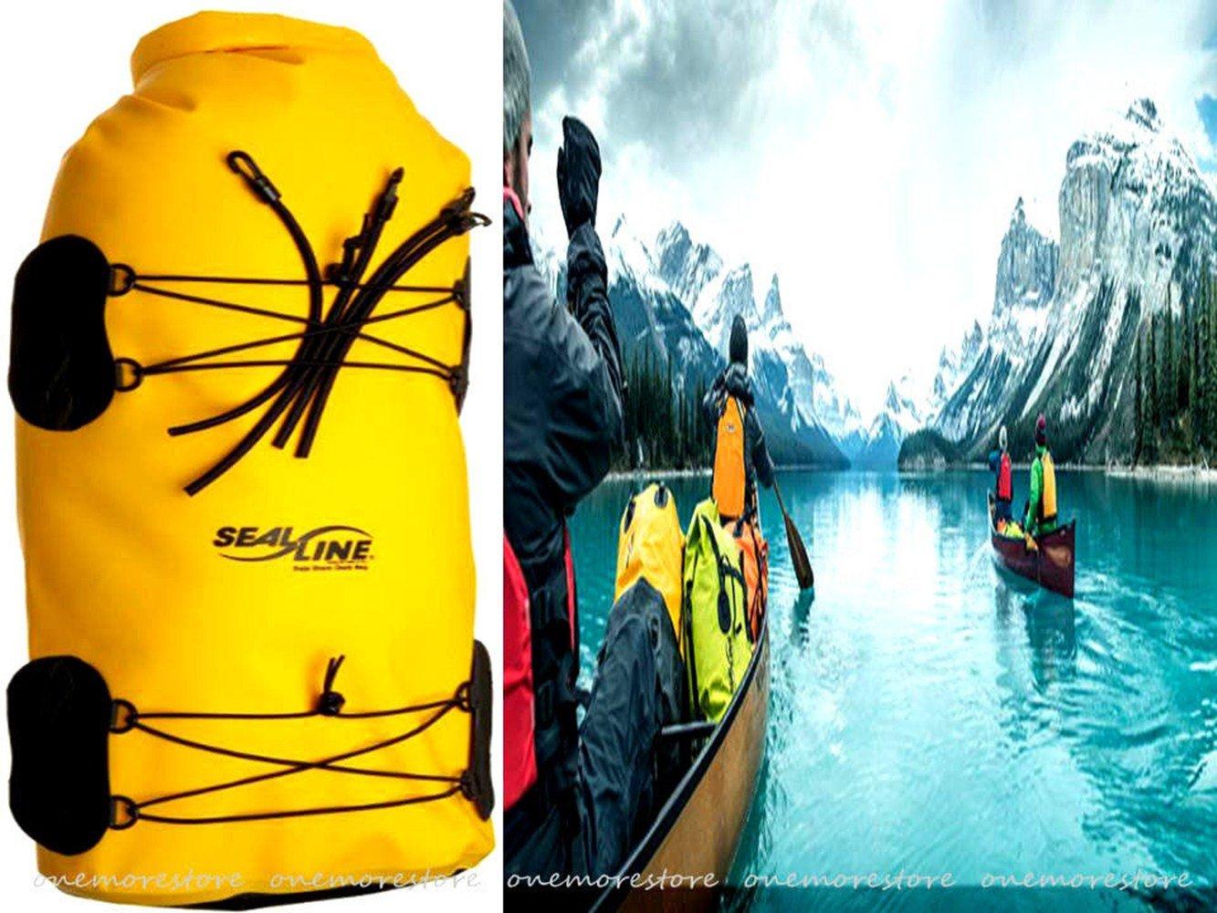 Kayak Deck Bag Waterproof Sealline Kayak Stern Dry Bags Backpack PVC Cruise Travel