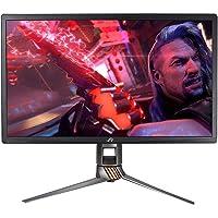 Asus PG27UQ 27-Inch ROG Swift 4K HDR Overclockable 144 Hz G-Sync IPS Quantum-dot Gaming Monitor - Black
