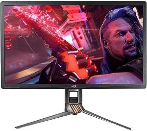 "Asus ROG Swift PG27UQ 27"" Gaming Monitor 4K UHD 144Hz DP HDMI G-SYNC HDR Aura Sync with Eye Care"