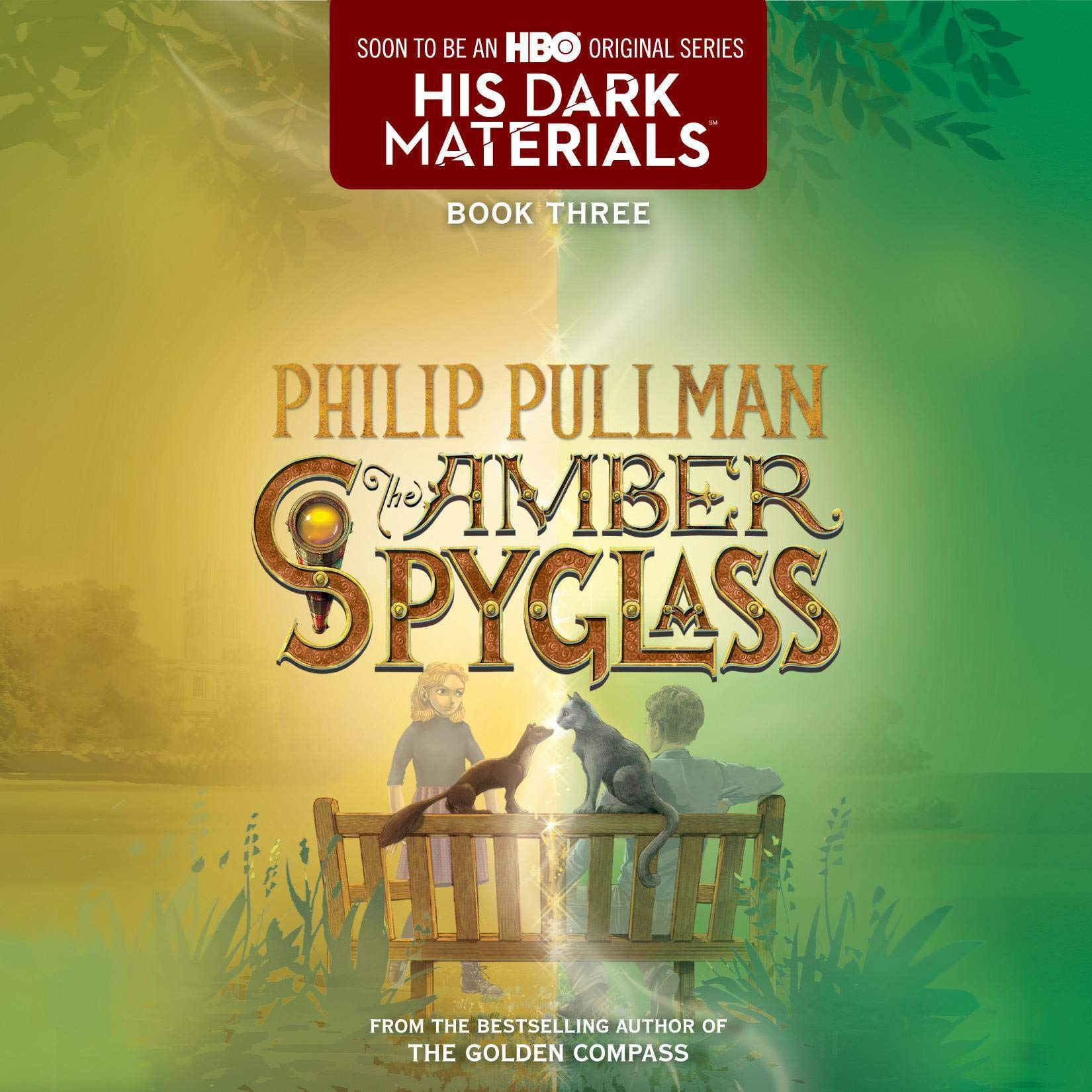 The Amber Spyglass  His Dark Materials Book 3