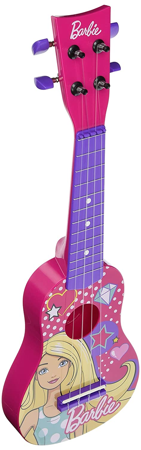 Barbie Mini Guitar Ukulele on.