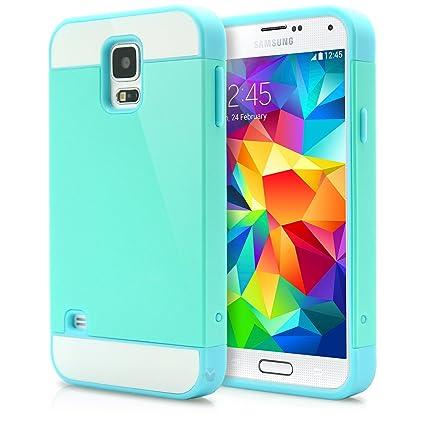 Amazon.com: magicmobile carcasa para Samsung Galaxy S5, 2 en ...