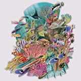 Paper D'Art 3D Pop Up The Reef Pop Up Card