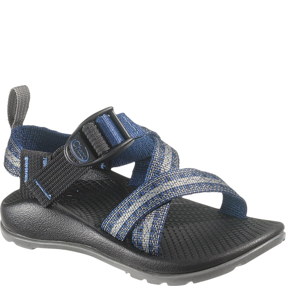 Chaco Z1 Eccotread Sandal (Toddler/Little Kid/Big Kid), Stakes, 11 M US Little Kid