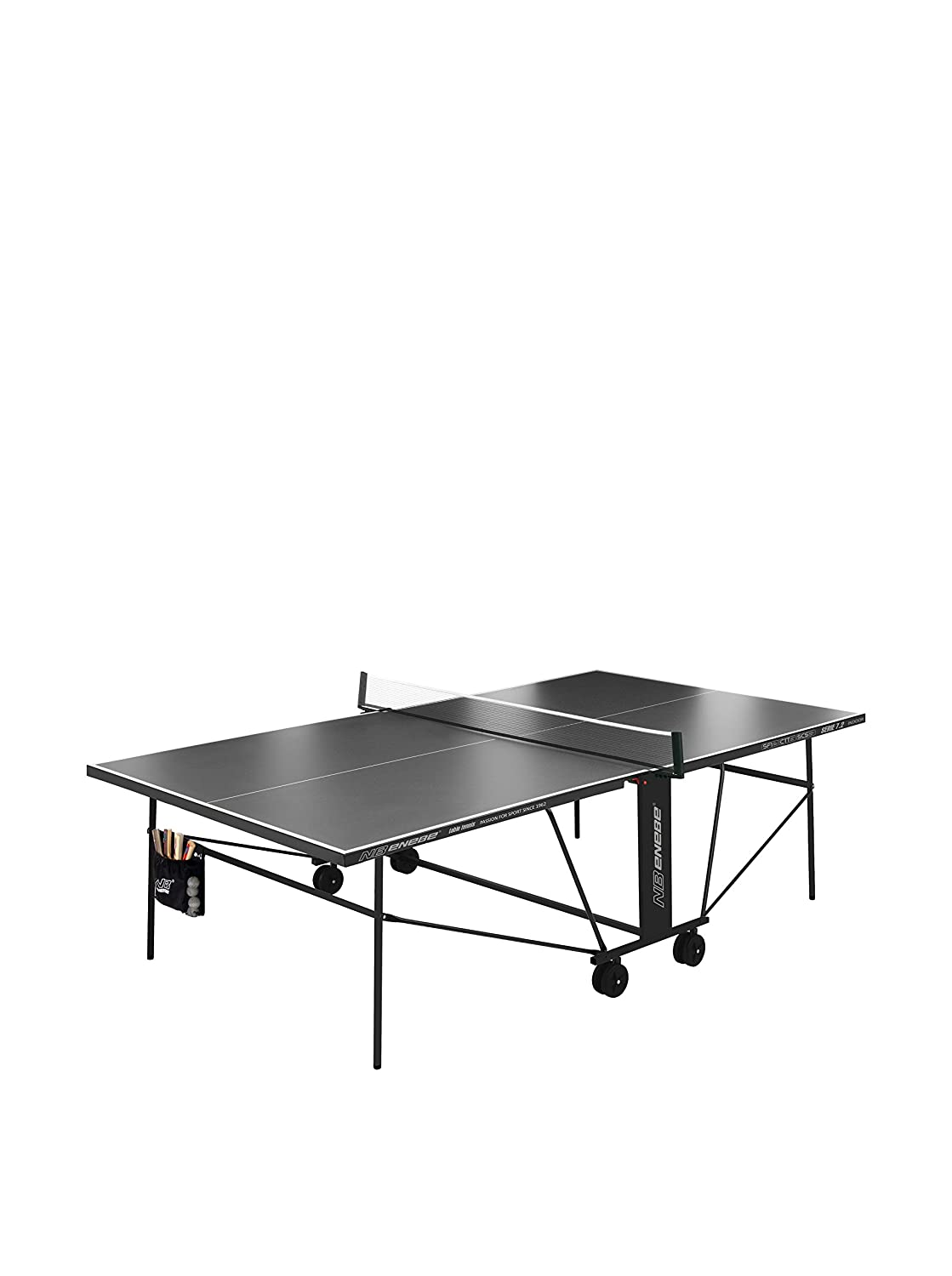 Enebe Mesa Ping Pong Serie 7.2 Limited Interior Negro: Amazon.es ...