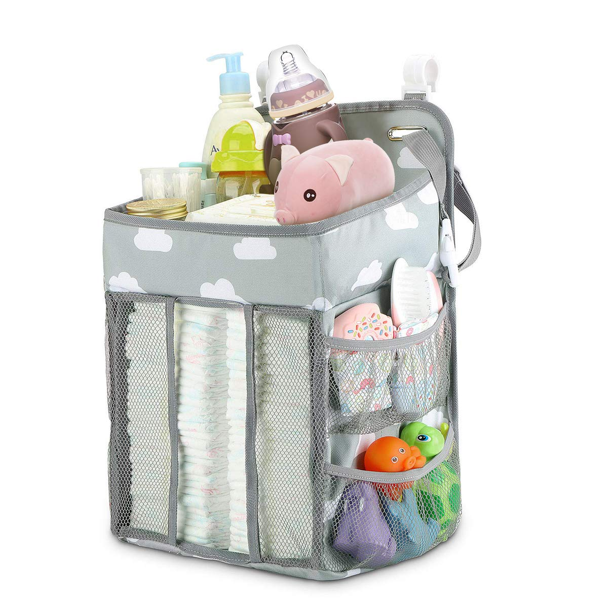 This Diaper Organizer & Caddy Is Perfect!