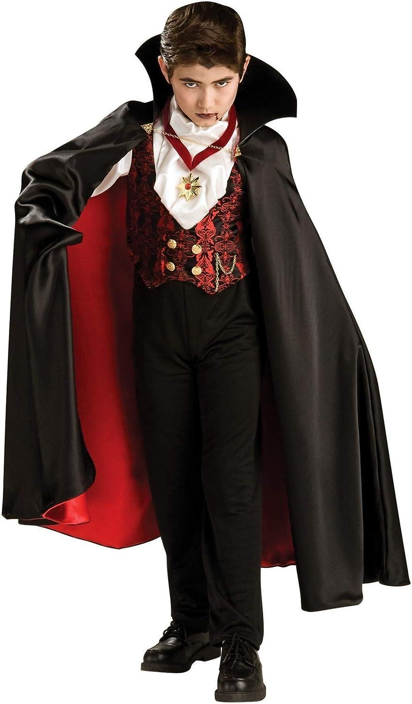 Rubies Transylvanian Vampire Costume da bambino 3//4 anni