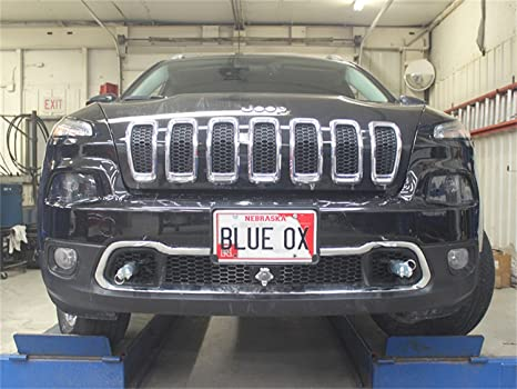 Blue Ox BX1135 Baseplate for Jeep Cherokee