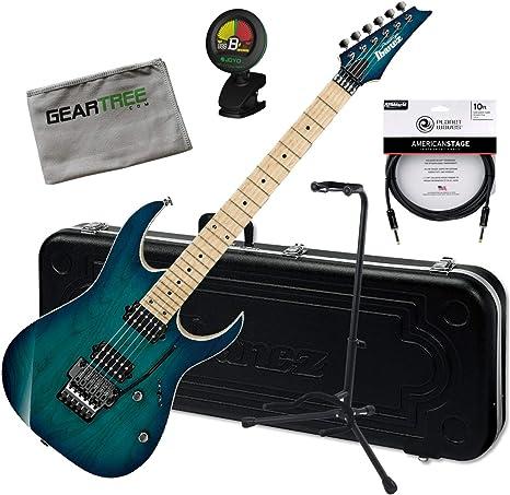 Ibanez RG652AHMNGB RG Prestige - Guitarra eléctrica (nebulizada ...