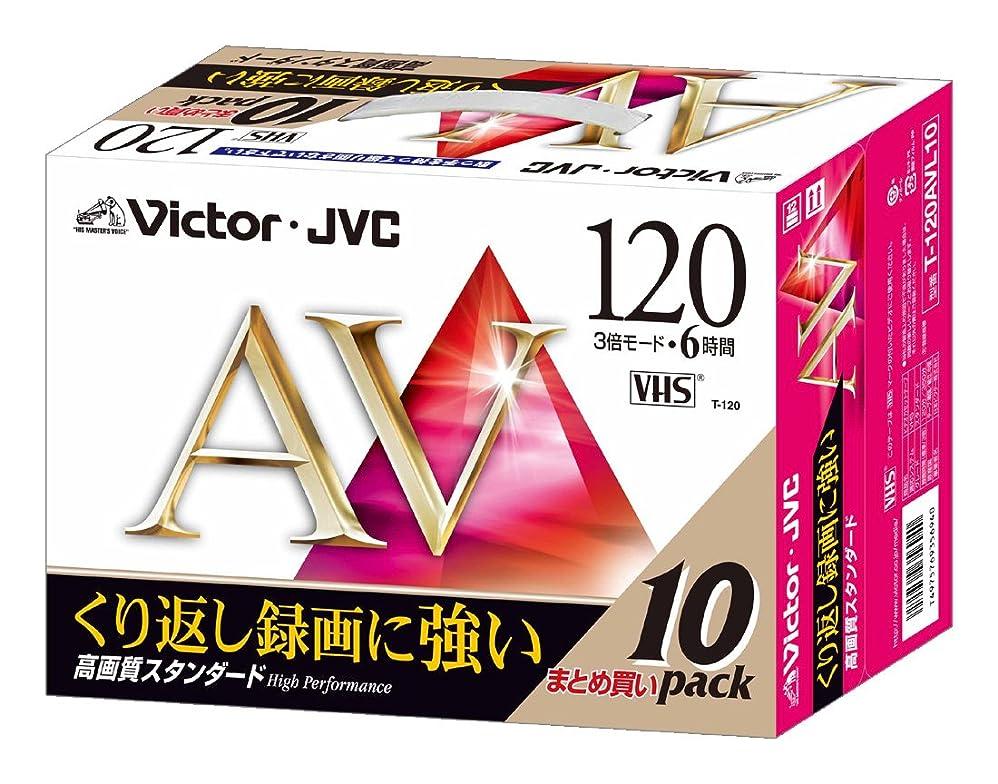 振動させるサイドボード予測VICTOR ビデオテープKシリーズ 3T-120AVK VHSビデオテープ