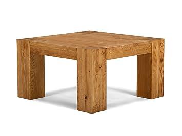 Chêne Massif Cm Table En 80 X Basse Brouette Bois De OZikPXuTwl