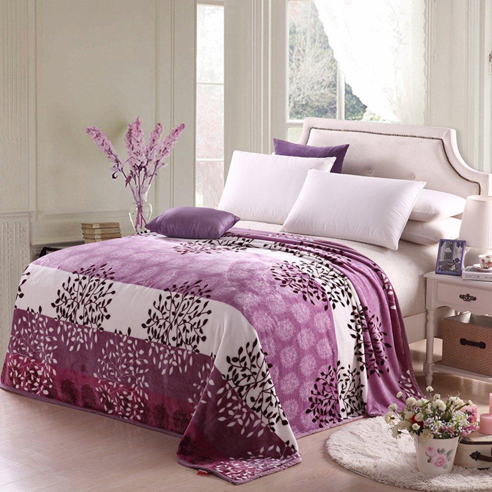 Blanket/ Winter Thicken Blankets/Twin Flannel Blanket/ Coral Fleece Blanket/Sheets  Blankets
