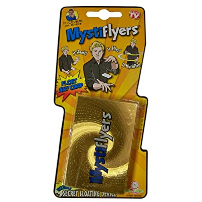 Nowstalgic Toys Mystiflyers, Float Any Card or Lightweight Object: Toys & Games