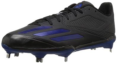 separation shoes 3e07b f1221 adidas Men s Freak X Carbon Mid Baseball Shoe, Black Collegiate  Royal Collegiate Royal
