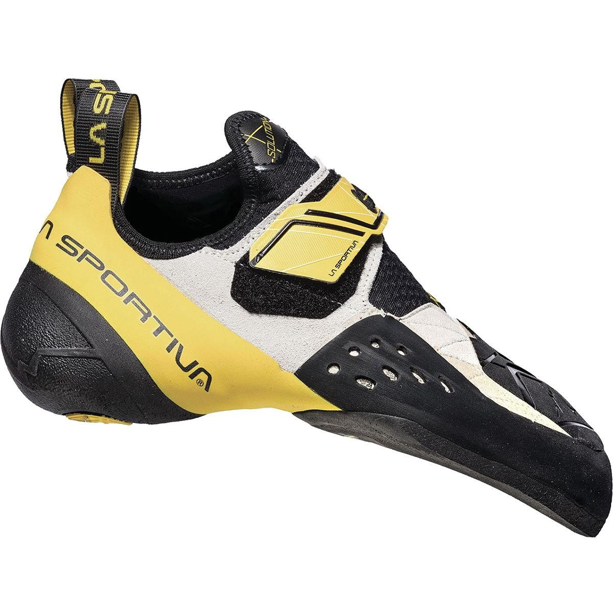 La Sportiva Solution Climbing Shoe - Men's 20G-000100-45.5