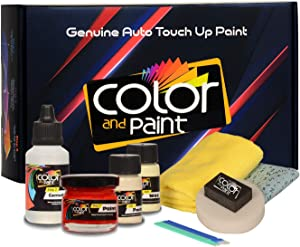 Color and Paint Compatible with/Ford America Fusion/Dark Candy Apple RED MET - G2 / Touch UP Paint System for Paint Chips and Scratches/Basic Care